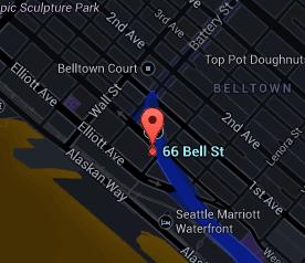 Belltown Lofts Map
