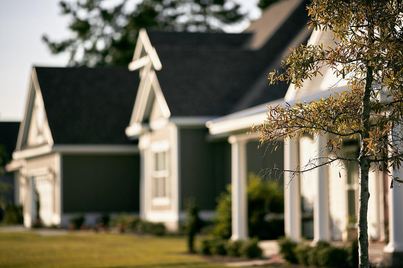 own rental properties to make money