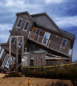 House Falling