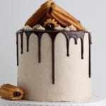 churro cake recipe