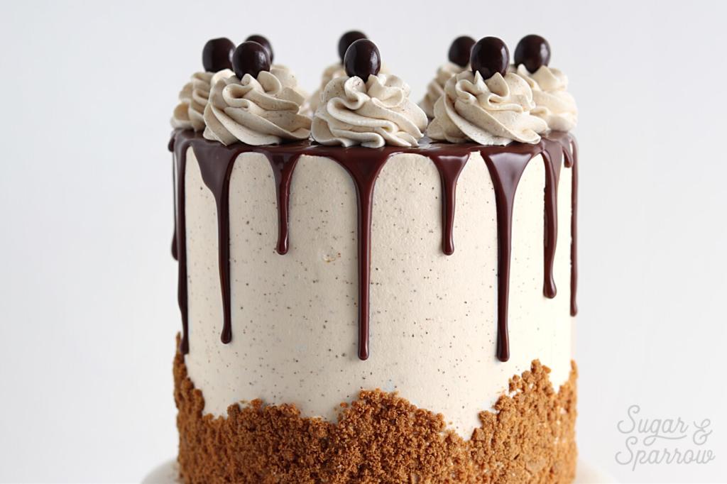 vanilla espresso cake recipe