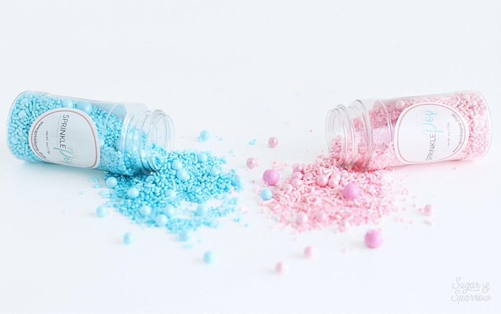 Solid Sprinkle mixes by SprinklePop