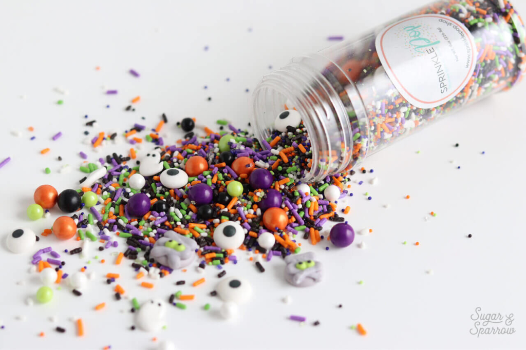 Monster Mashup Sprinkles by SprinklePop