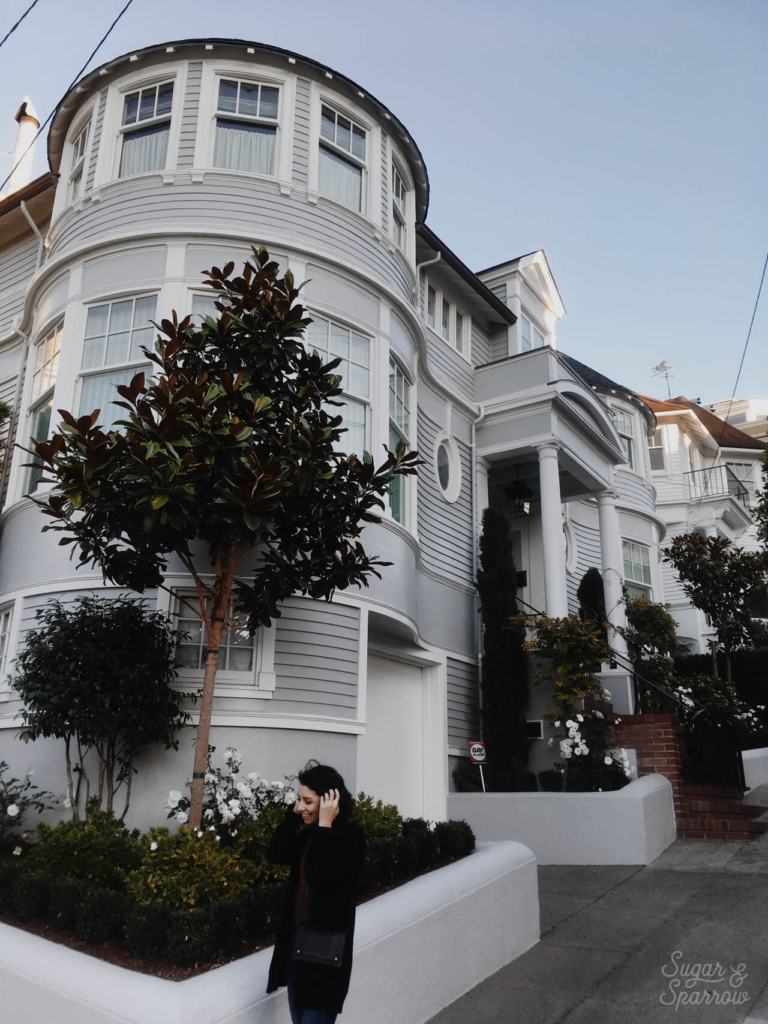 mrs doubtfire house san francisco