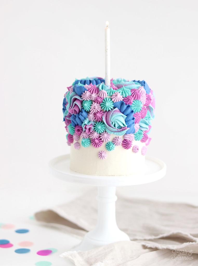first birthday smash cake decorating ideas