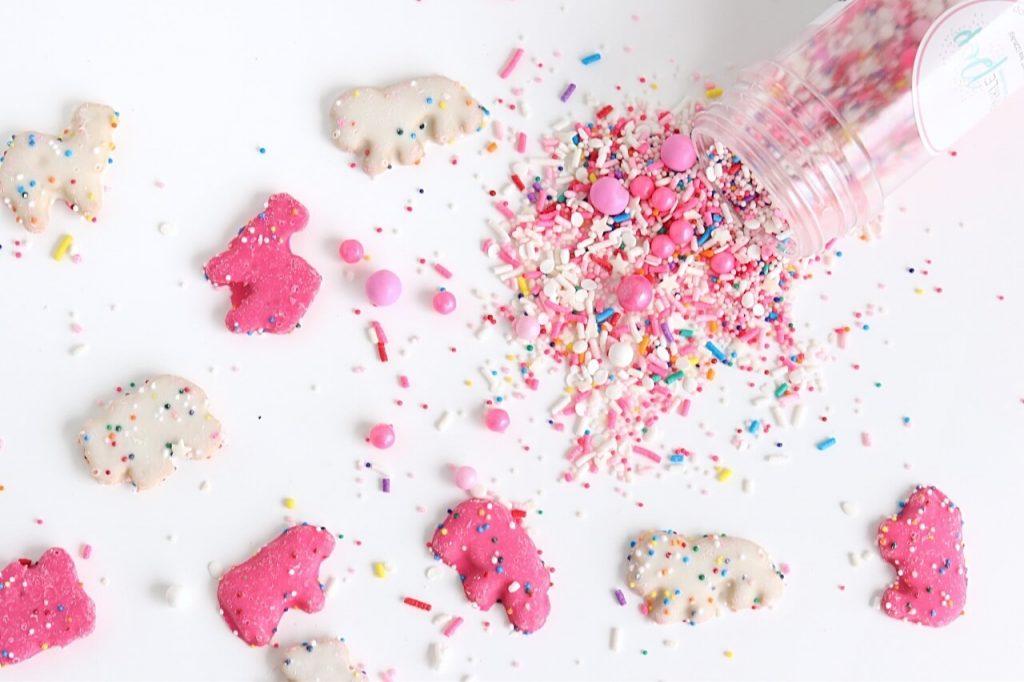 circus animals sprinkles by SprinklePop