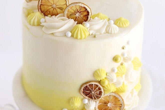 lemon cream cheese buttercream recipe