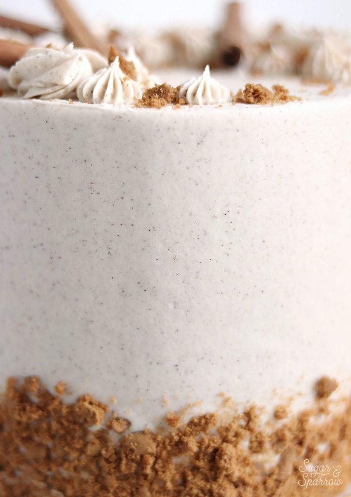 spiced vanilla chai buttercream recipe
