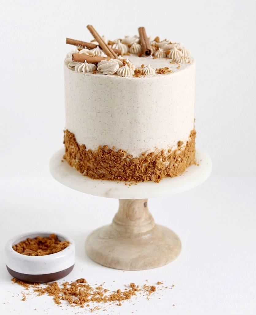 vanilla chai layer cake recipe