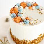 pumpkin cake recipe by sugar and sparrow