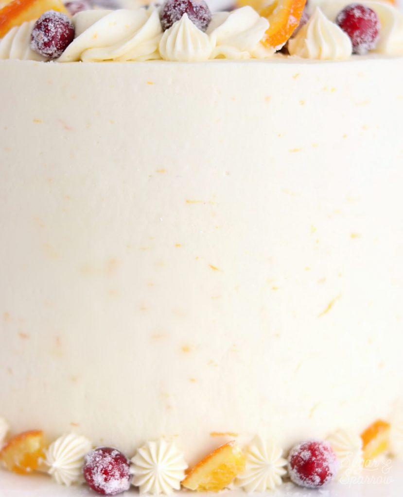 orange buttercream recipe