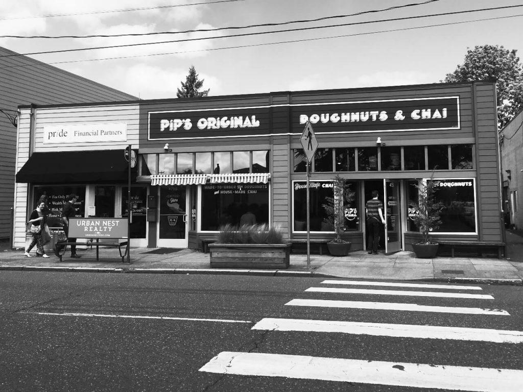 Pips Original Doughnuts Portland, OR