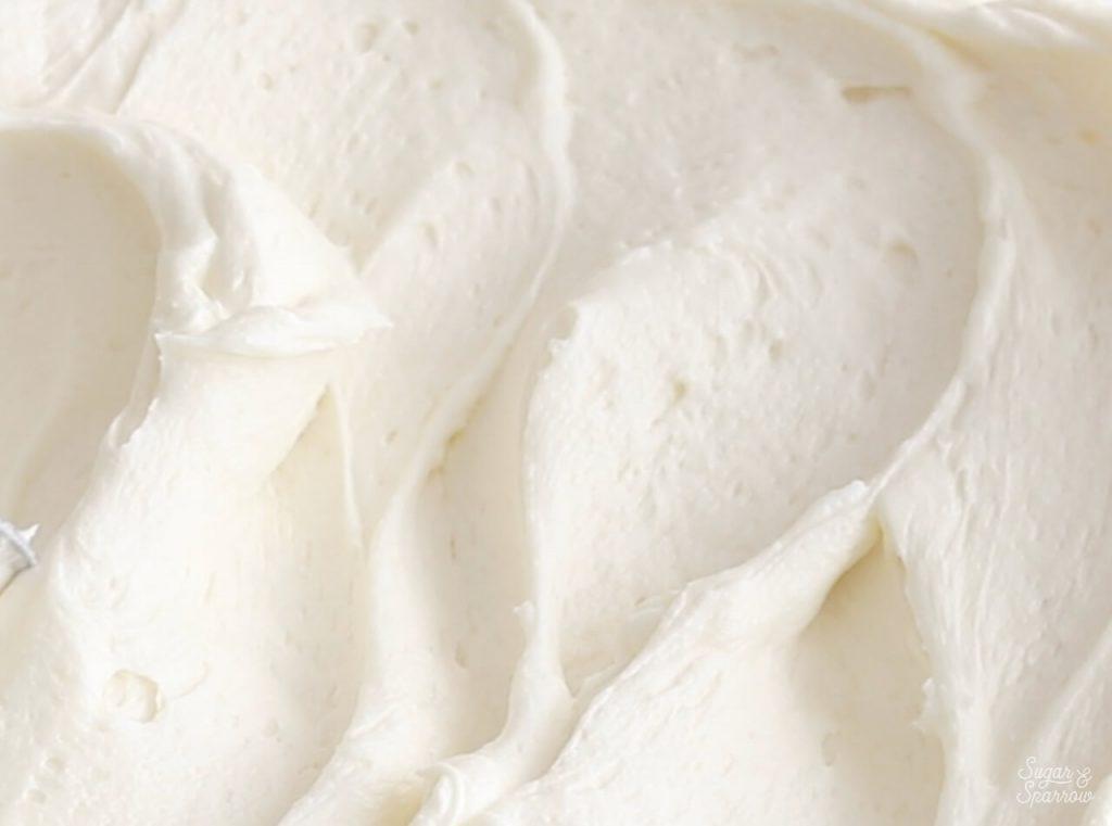 american vanilla buttercream recipe
