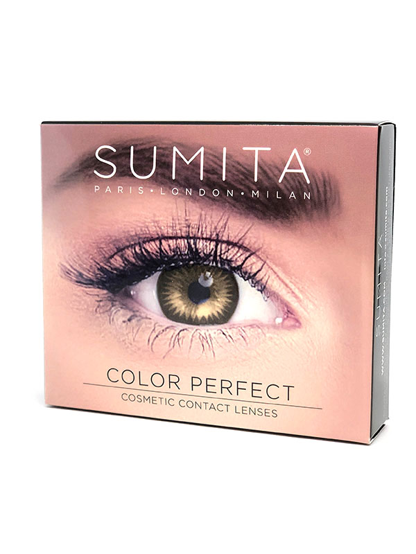 Color Perfect Cosmetic Contact Lenses