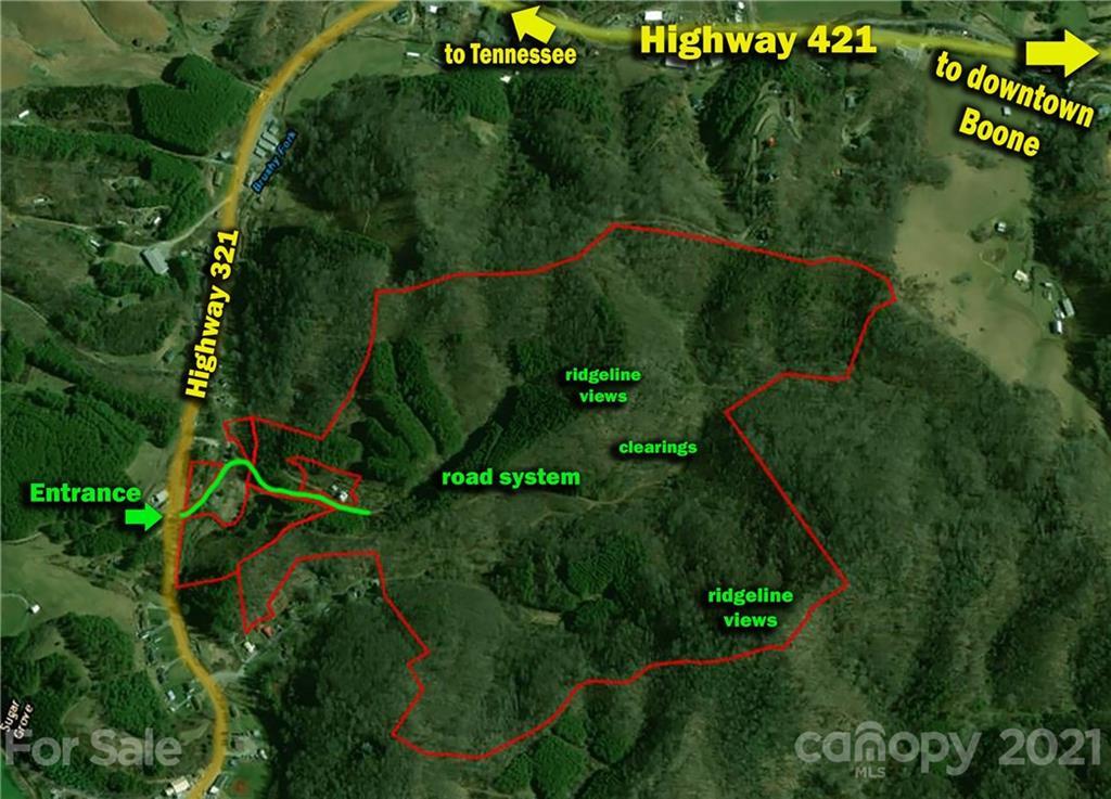 TBD Highway 321 Highway