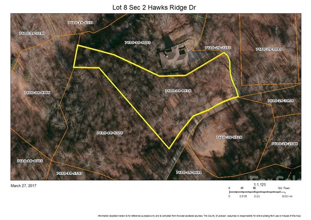 Lot 8 Section 2 Hawks Ridge Drive