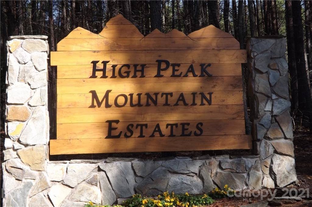 4240 High Peak Mountain Road
