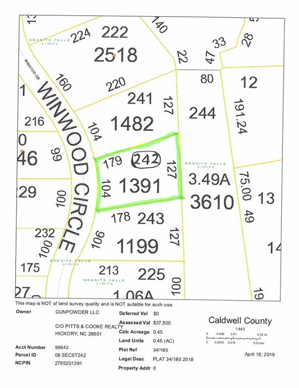 242 Winwood Circle