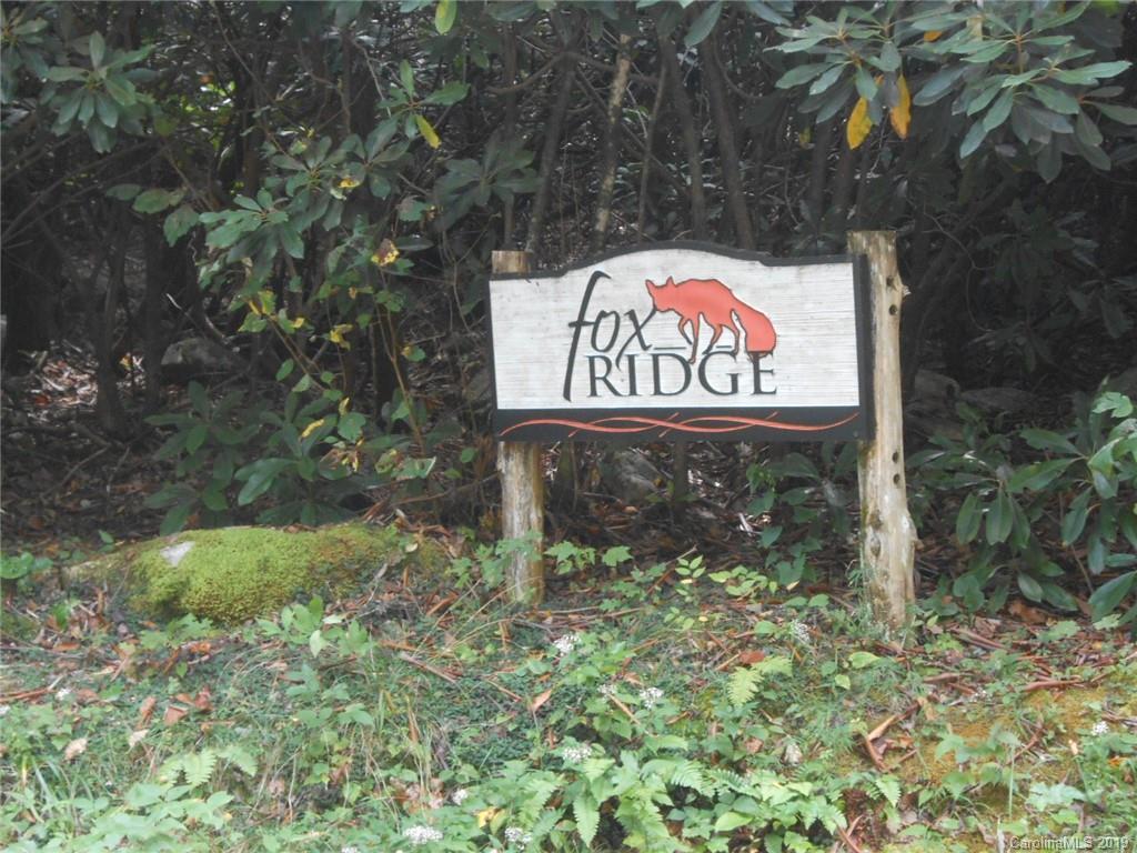 Lot 10 Fox Ridge Trail
