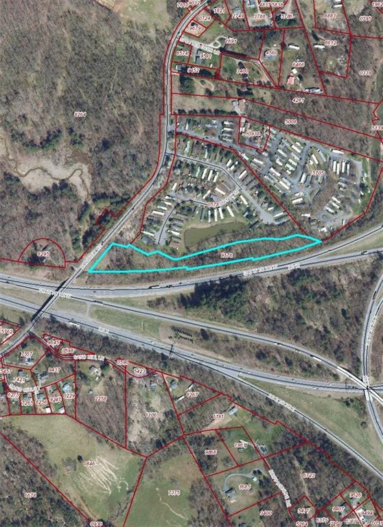 3.85 Acres Sand Hill Road