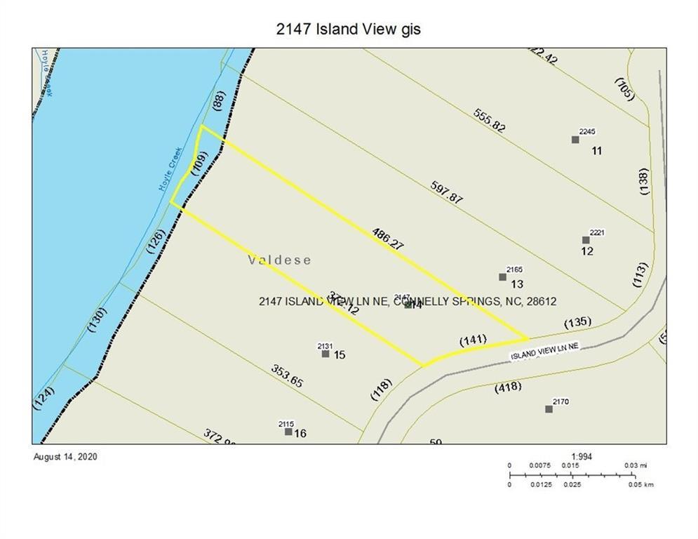 2147 Island View Lane NE