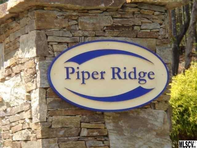 Lot 40 PIPER RIDGE Drive