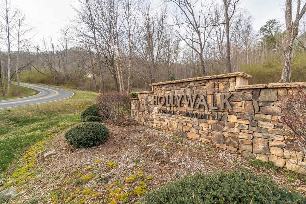 Lot #4 Hollywalk Trail