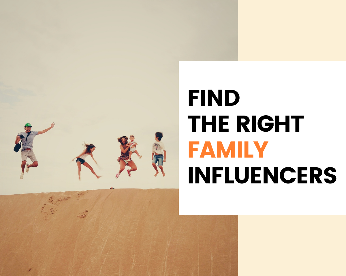 Find Family Influencers