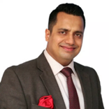 Dr. Vivek Bindra: Motivational Speaker