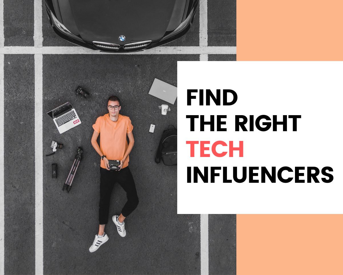 Find Tech Influencers