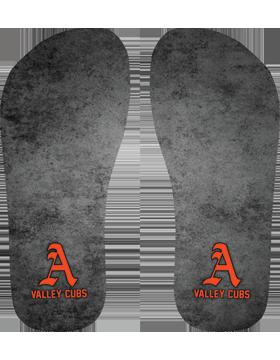 Valley Cubs Flip Flops