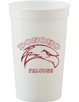 Donoho Falcons 22oz Stadium Cup