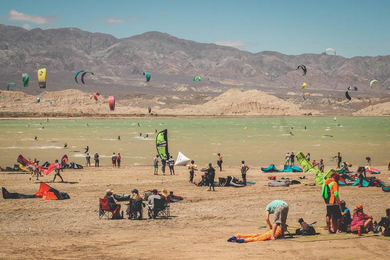 Kite Fest Argentina - O Woodstock do Kitesurf