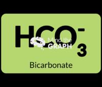Bicarbonate chemical formula