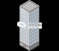 Building concrete isometric