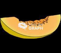 Crenshaw melon slice