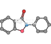 Ebselen molecule