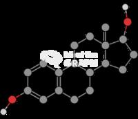 Estradiol molecule