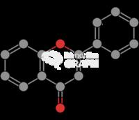 Flavone molecule