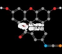 Fluorescein isothiocyanate molecule