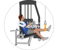 Knee flexion physical therapy zoom