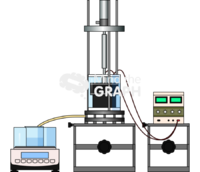 Lab equipments biochemistry experiment