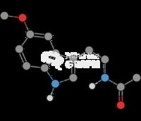 Melatonin molecule