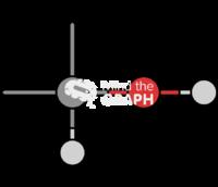 Methane secondary alcohol molecule
