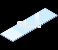 Microscope slide perspective