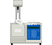Osmometer front