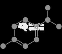 P cymene molecule
