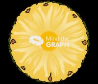 Pineapple transversal cut front