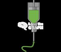 Piston extrusion 3d bioprinting