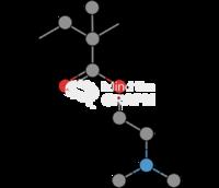 Poly n n dimethylaminoethyl methacrylate molecule